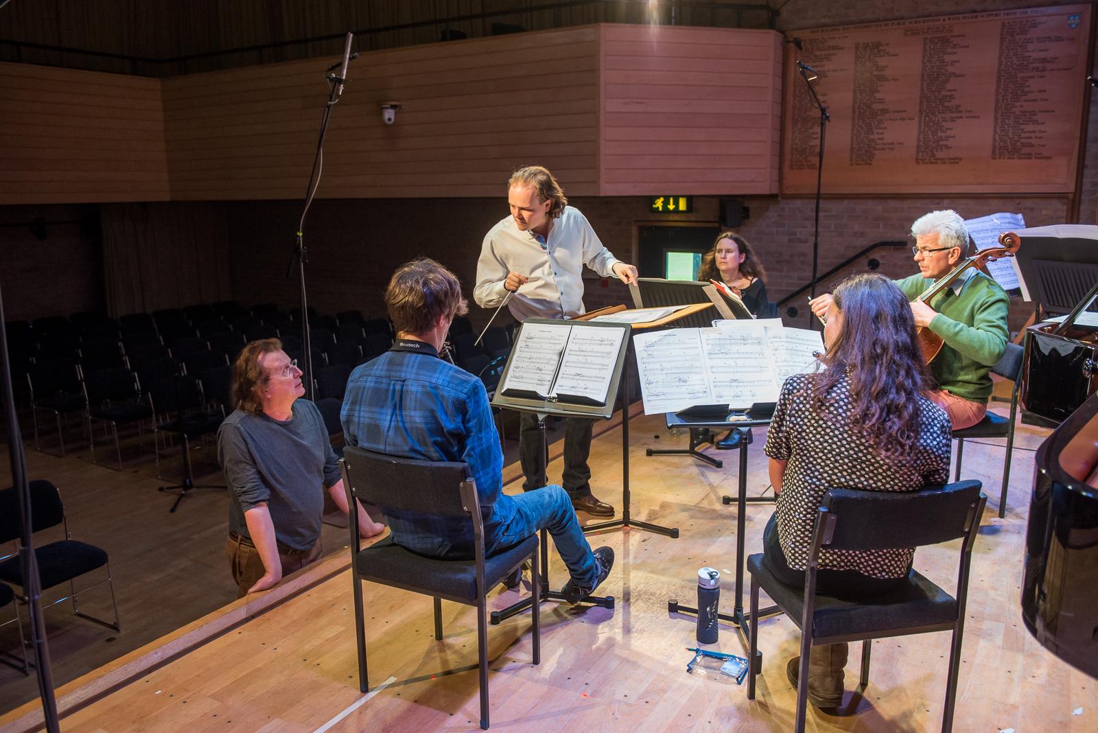 London Sinfonietta & Tristan Murail
