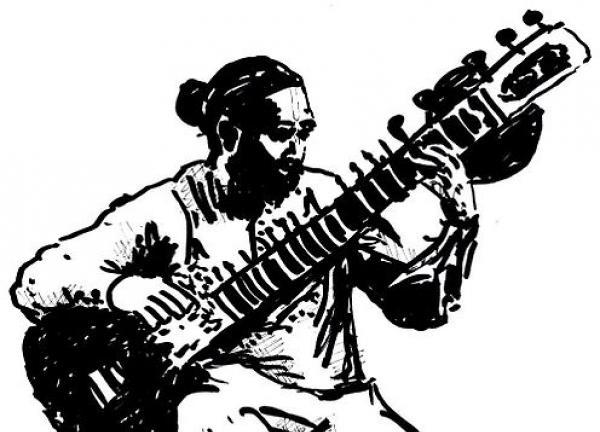 Sitar Cushion Concerts