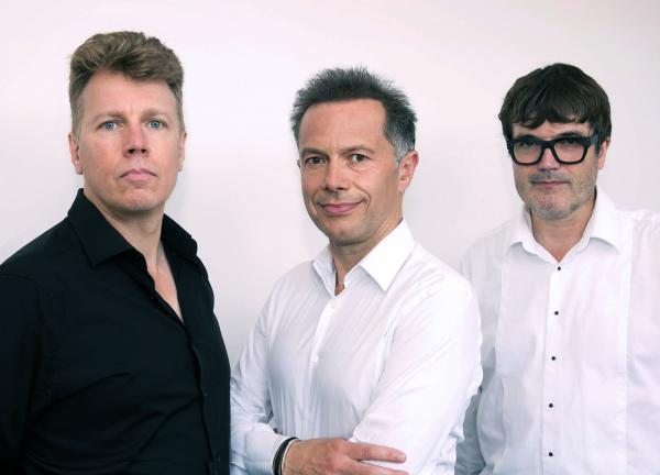 Picture of the Dominic Alldis Trio
