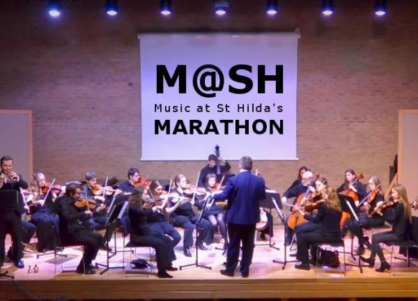 St Anne's Camerata at the Mash Marathon