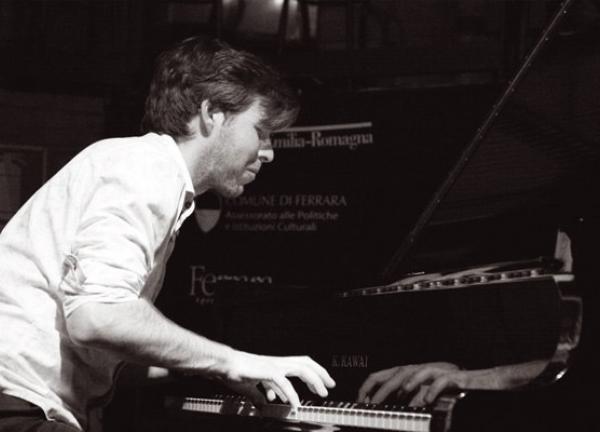 jazz pianist Gwilym Simcock
