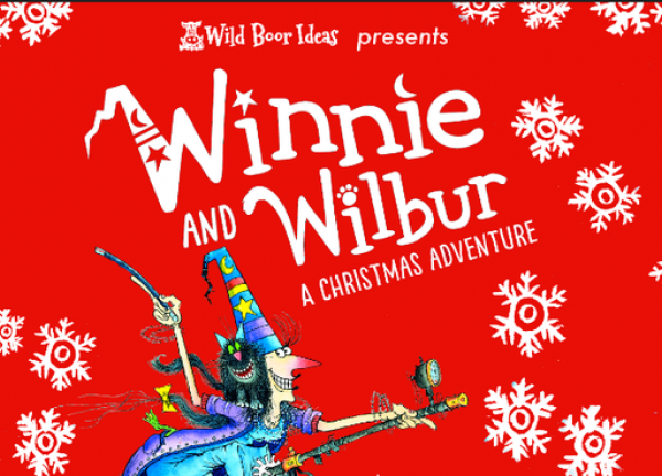 Winnie the Witch: A Christmas Adventure
