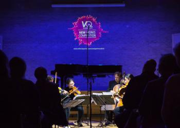 Villiers Quartet New Works 2016