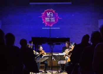 Villiers Quartet New Works 2016