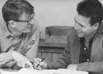 Simon Wallfisch & Edward Rushton