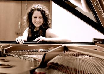 Pianist Maria Razumovskaya