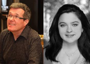 Phillip Thomas and Lisa Howarth