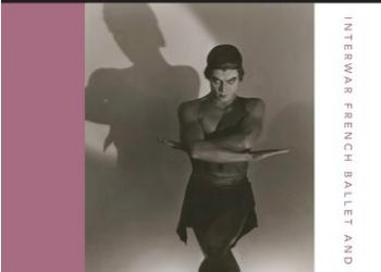 Image of book cover for 'The Fascist Turn in the Dance of Serge Lifar'