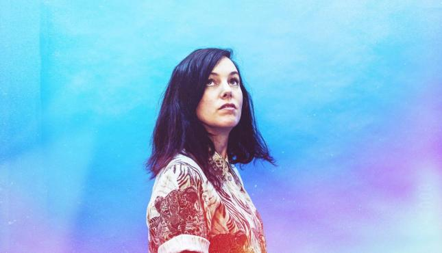 Composer Anna Meredith