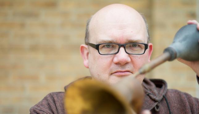 Professor Martyn Harry