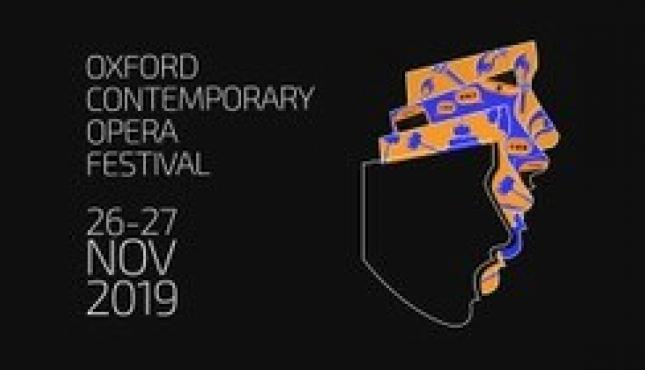 Oxford Contemporary Opera Festival Cover Photo
