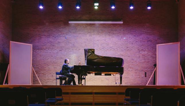 Edward Boyle Auditorium