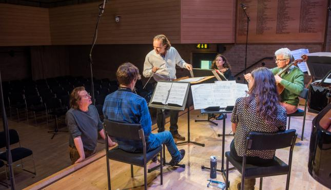 London Sinfonietta Jonathan Berman Tristan Murail