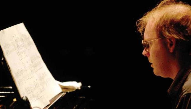 Ian Pace piano
