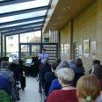Ewan Miller playing in a Lunchtime Recital